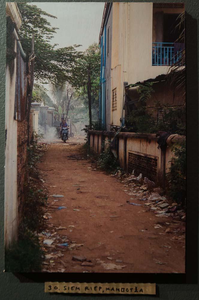 30. Siem Riep, Laos