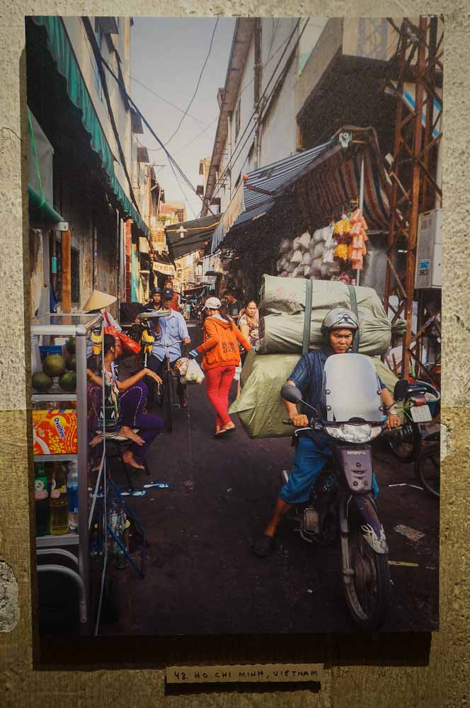 48. Ho Chi Minh, Vietnam