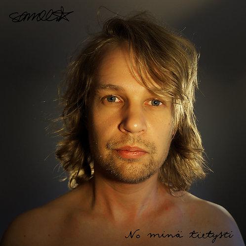 Sameli - No minä tietysti CD + Metsäväiset - Hatarat mielikuvat CD