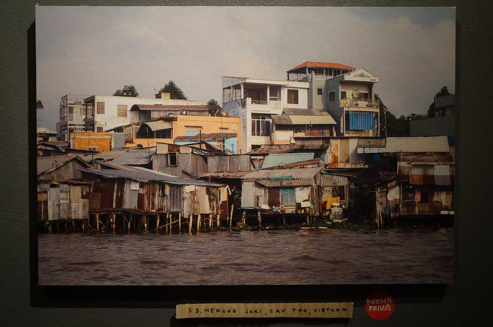 53. Mekong joki, Can Tho, Vietnam