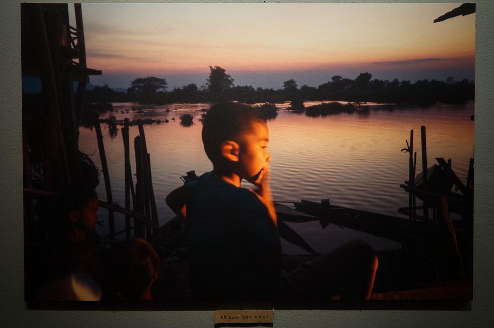 66. 52. Mekong joki, Pak Peng, Laos