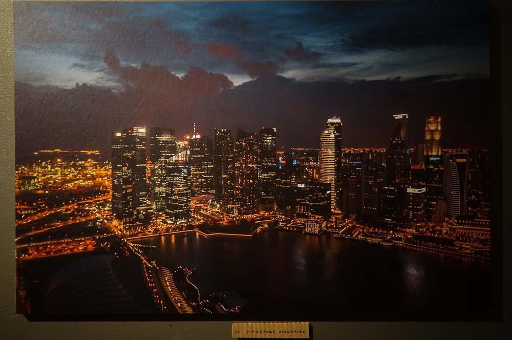 22. Singapore, Singapore