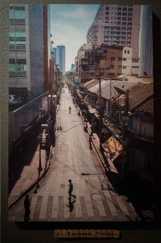 31. Bangkok, Thaimaa