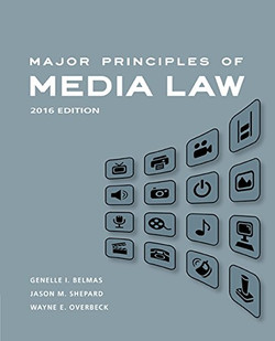 Major Principles of Media Law