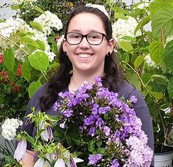 Yvonne Klampfer   Blumen Luger   Grein