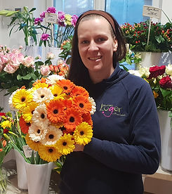 Elisabeth Käferböck | Blumen Luger | Grein