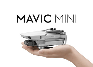 MAVIC MINI体験会を開催します