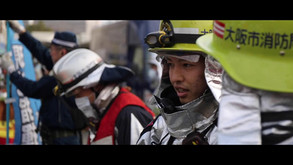 令和2年大阪城ホールNBC災害テロ対策訓練