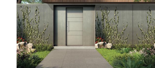 Catalogue update METRA Panels for front doors