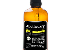 The magical healing of oil