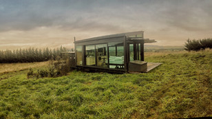 PurePod Greystone, a stay that is all-glass