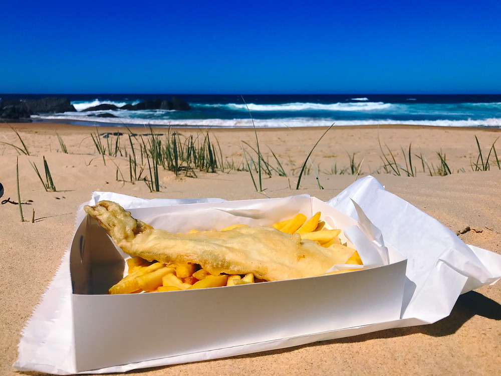 Scenic Itinerary To The New South Wales South Coast NSW- clovarcreative-tuross-head-fish-and-chips