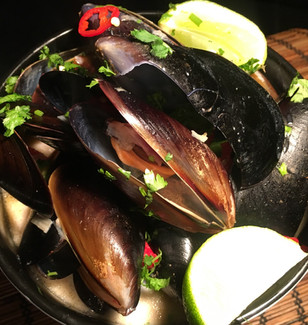 How to make Thai style mussels