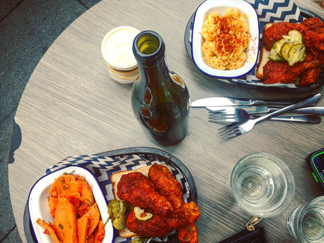 Why you should give a cluck about the 'Belle' of the fried chicken ball