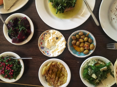 Review: A trip to Istanbul, Stanbuli- Enmore