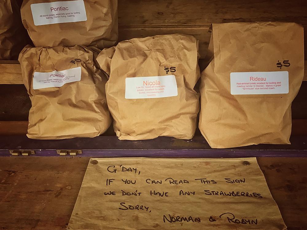 clovar-creative-robertson-burrawang-southern-highlands-road-trip-highland-gourmet-potatoes-honesty-box
