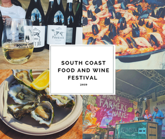 South Coast Food and Wine Festival 2019