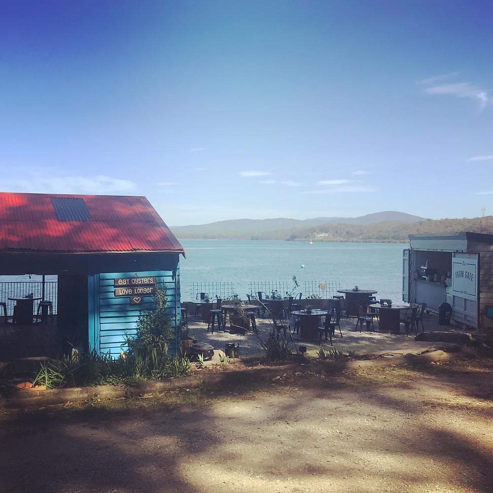 clovar-creative-south-coast-nsw-roadtrip-oyster-shed-batemans-bay