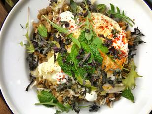 Recipe: Capsule cooking with lentils