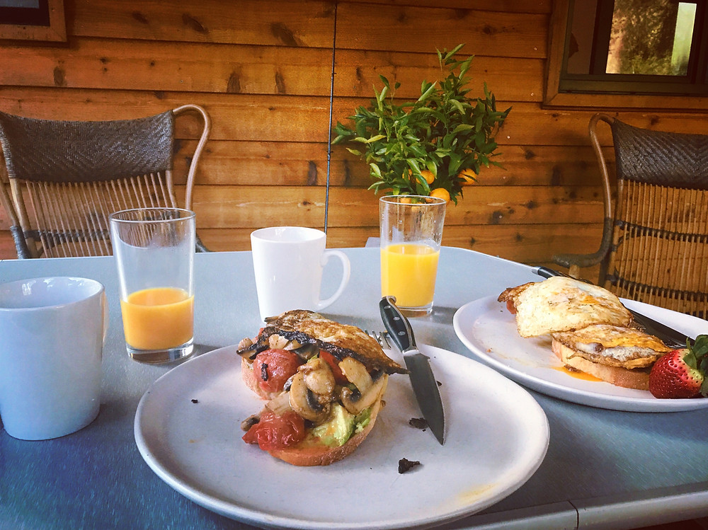 Clovar-creative-tallarook-tiny-house-homemade-gourmet-breakfast