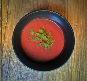 How to make: Tomato and Cherry Gazpacho | Recipe