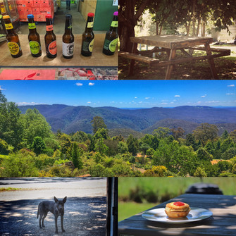Road trip: Bells Line of Road, Mount Tomah-Bilpin