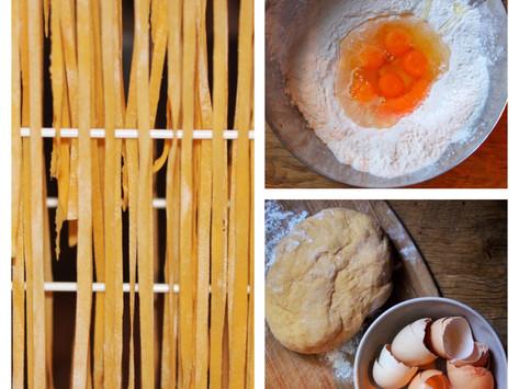 Recipe: How to make Jamie Oliver's egg pasta