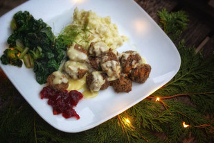 Recipe: Rachel Khoo's Swedish Meatballs
