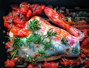Recipe: Slow Cooked Lamb ragu
