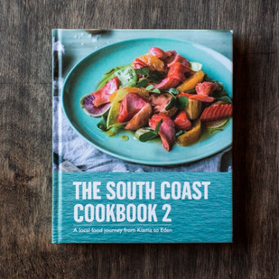 Book Review: The South Coast Cookbook 2   Stefan Posthuma-Grbic