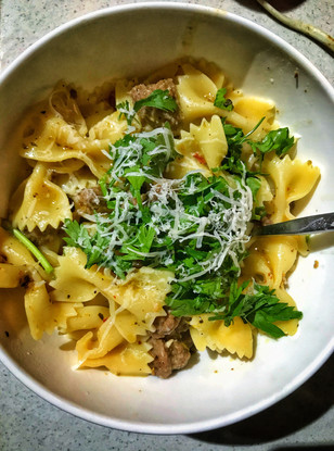 Recipe: Jamie Oliver's Fennel and Sausage Pasta