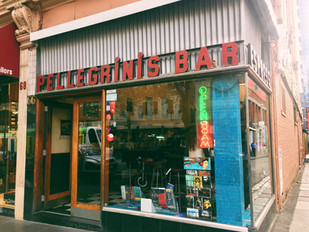 Pellegrini's Espresso Bar- 66 Bourke Street, Melbourne