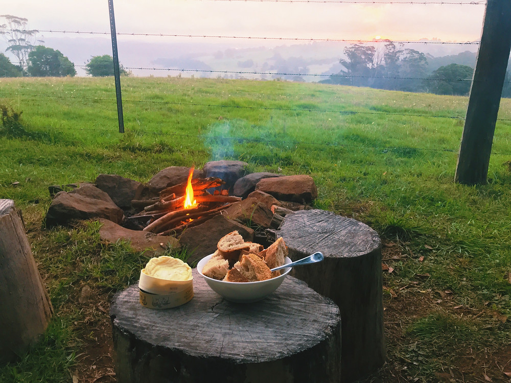 clovar-creative-kangaloon-southern-highlands-NSW-what-to-do-cheese-fire