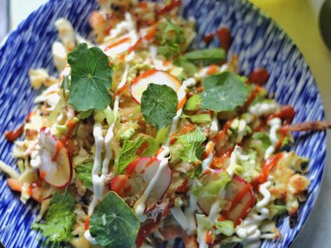 Recipe: Okonomiyaki