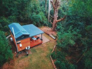 Stay: Tallarook Tiny House | Mogood| NSW