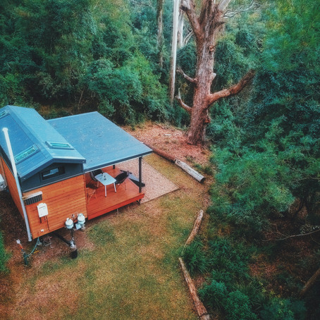 Stay: Tallarook Tiny House | Mogood| NSW