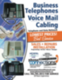 Phone Connections Flyer