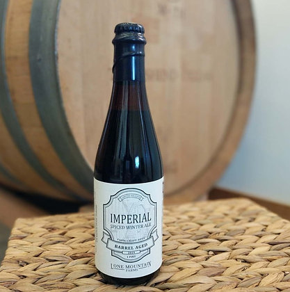 Barrel Aged Imperial Spice Ale