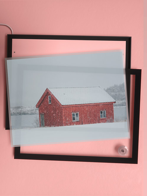 Blizard Barn | Film Insert