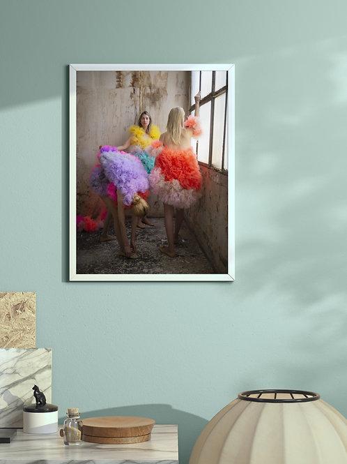 Untitled 3 | Framed Poster
