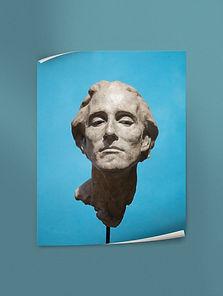 Paul Wait by Eran Webber | Fine Art Poster | BetterThanPlaster