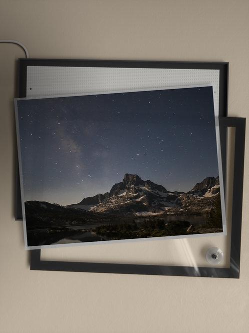 Eastern Sierra Night Sky | Film Insert