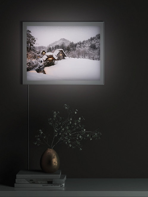 Snow Village | Lightbox