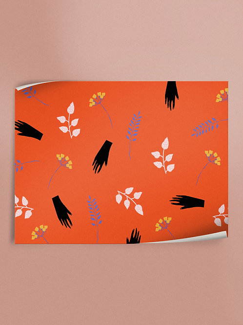 Floral Pattern | Poster