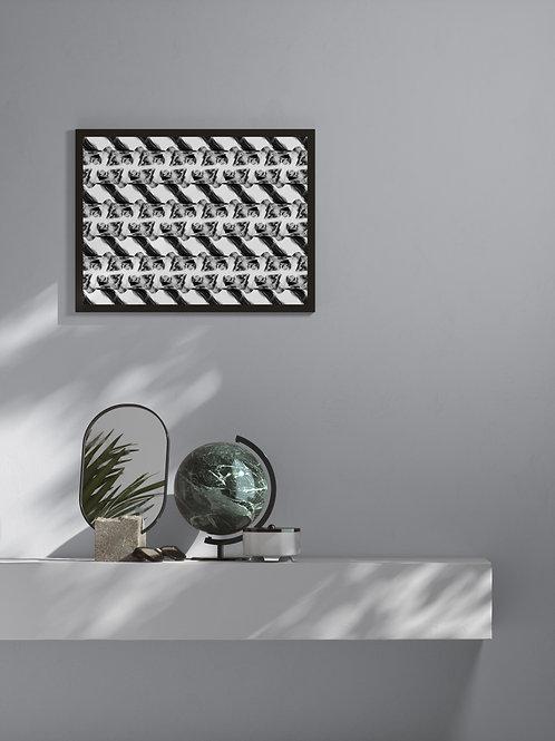 Texture 02 | Framed Poster