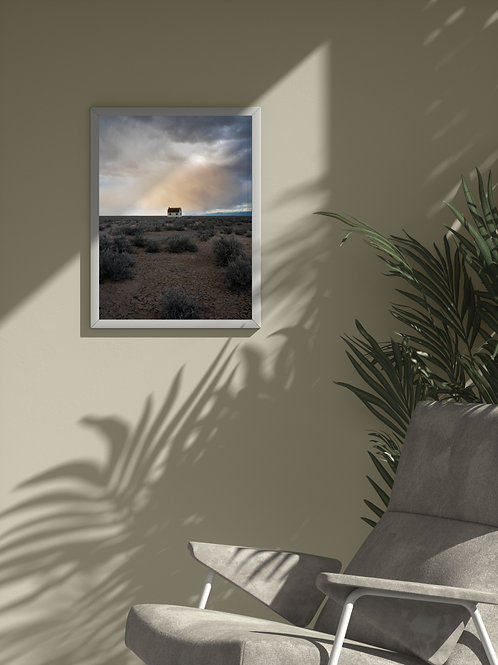 Nowhere | Framed Poster