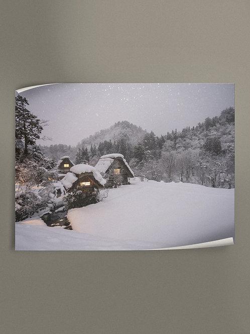 Snow Village | Poster