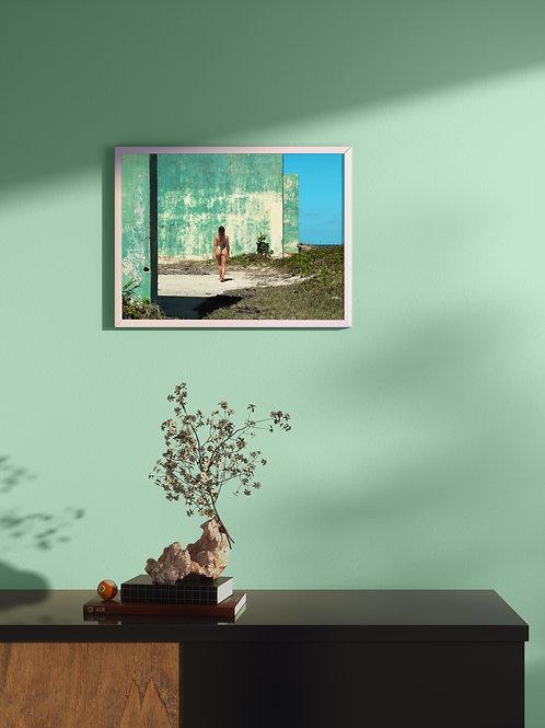 Vacay | Framed Poster