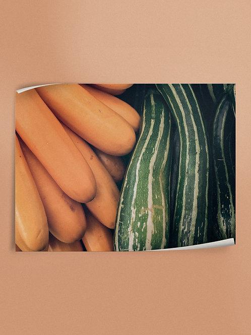 Be Organic | Poster