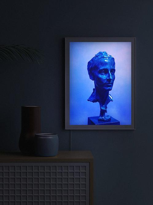 Blue Self | Lightbox